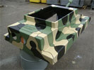 Paintball Tank Shell